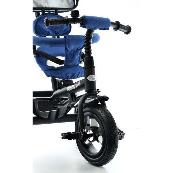 Tricicleta EURObaby T306E - Albastru