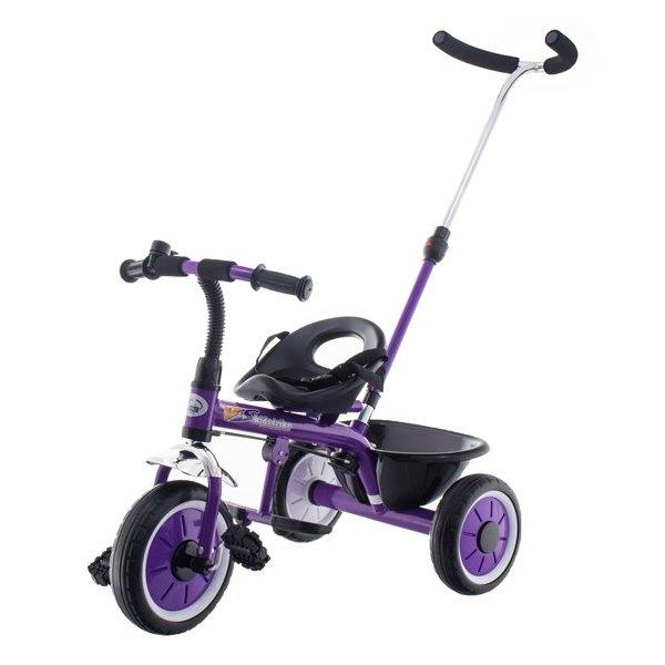 Tricicleta EURObaby T305 - Violet